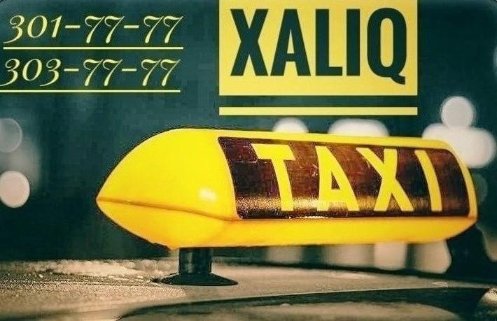 Taksi Xaliq